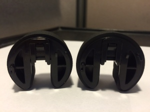 Compare rollers